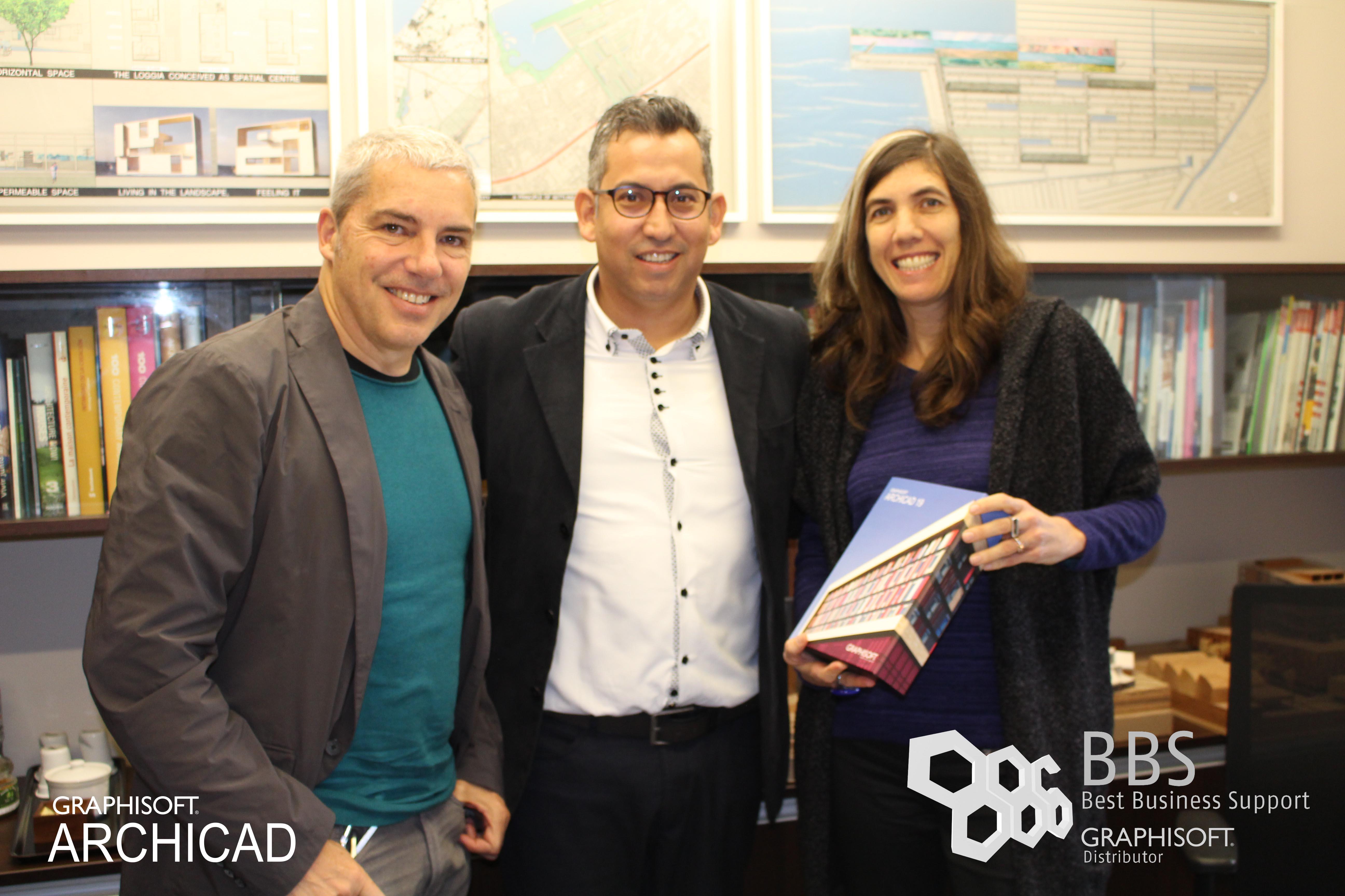 Implementación BIM con ARCHICAD en Barclay & Crousse Estudio Lima